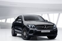 GLC 350 d 4M Coupe