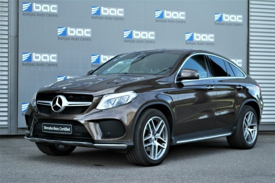 Mercedes-Benz GLE350 Coupe AMG 3.0d