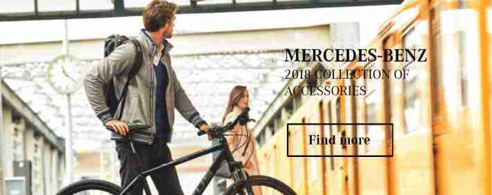 Mercedes-Benz 2018 COLLECTION OF ACCESSORIES