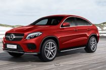 GLE 350 d 4M Coupe