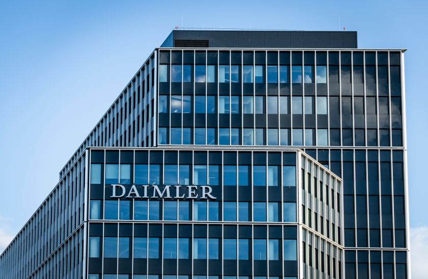 Daimler AG performance in 2020 exceeds expectations