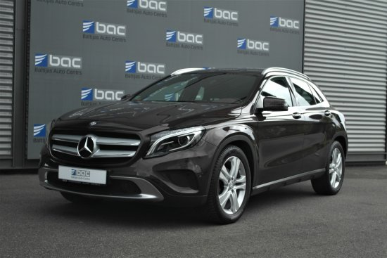 Mercedes-Benz GLA220 4Matic 170 Zs