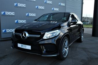 Mercedes-Benz GLE Coupe 350d AMG