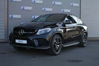 Mercedes-Benz GLE43 Coupe