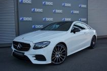 Mercedes-Benz E 220 Coupe 2.0 d
