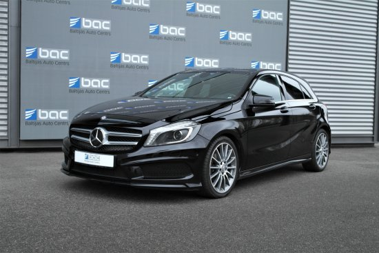 Mercedes-Benz A200 4Matic AMG Line
