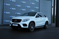 Mercedes-Benz GLE AMG 43 Coupe 4Matic