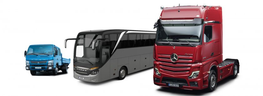 Truck and bus service
