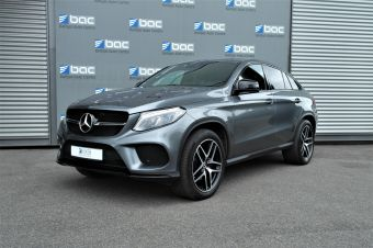 Mercedes-Benz GLE350d 4M Coupe
