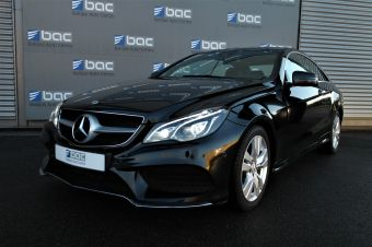 Mercedes-Benz E250d AMG Coupe