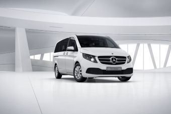 Mercedes -Benz V-Class V 220 d long FUN