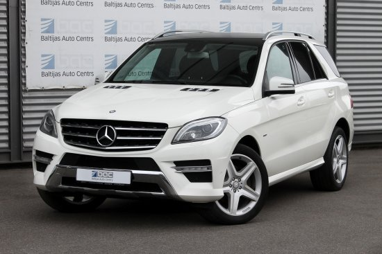 Mercedes-Benz ML 250 2.2 BlueTEC