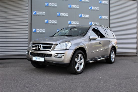 Mercedes-Benz GL420 CDI 4Matic
