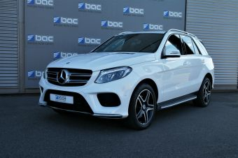 Mercedes-Benz GLE350d 4Matic